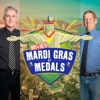 Roy and HG's Mardi Gras of Medals