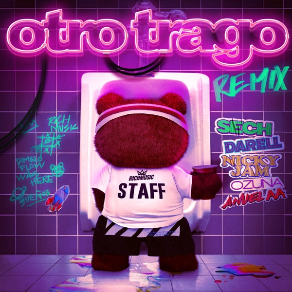 Otro Trago (Remix) [feat. Darell & Nicky Jam] - Single