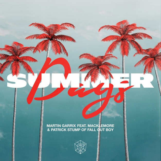 Martin Garrix Summer Days M4A