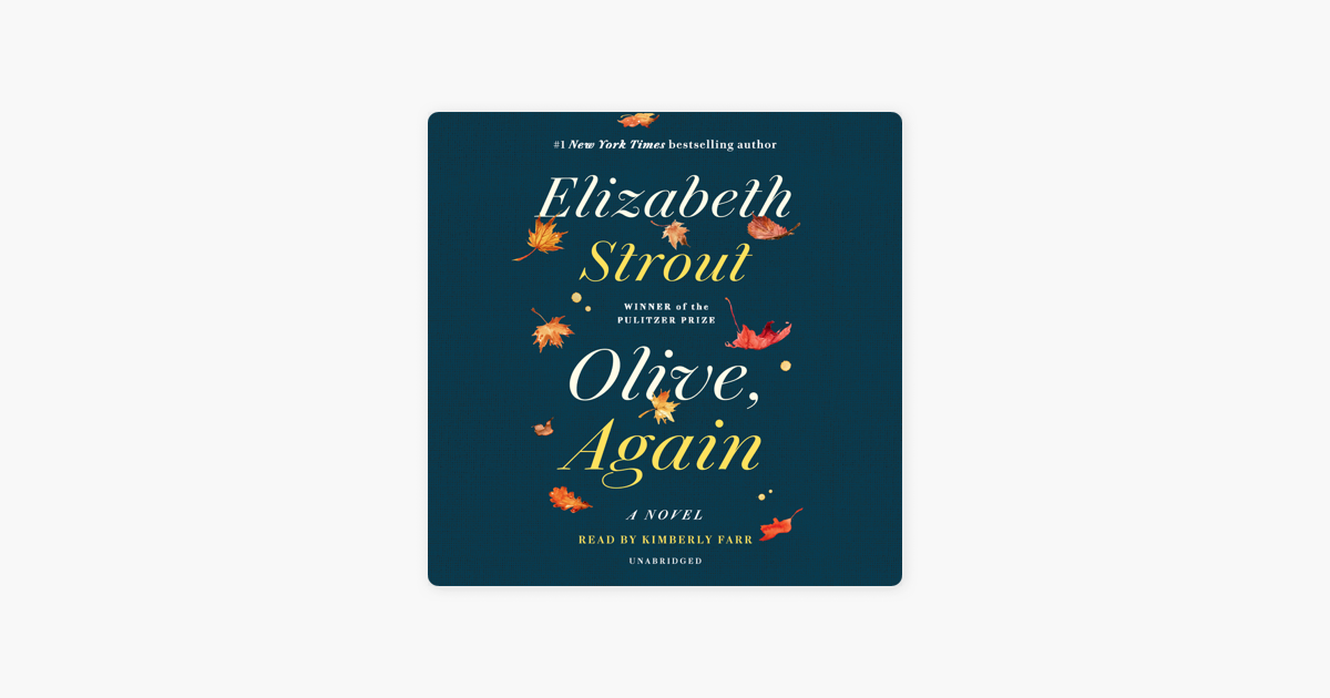 Olive, Again (Oprah's Book Club): A Novel (Unabridged) - Elizabeth Strout