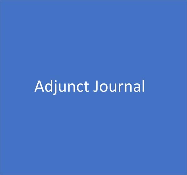 Adjunct Journal Podcast