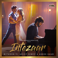 Mithoon - Intezaar (feat. Arijit Singh & Asees Kaur) - Single