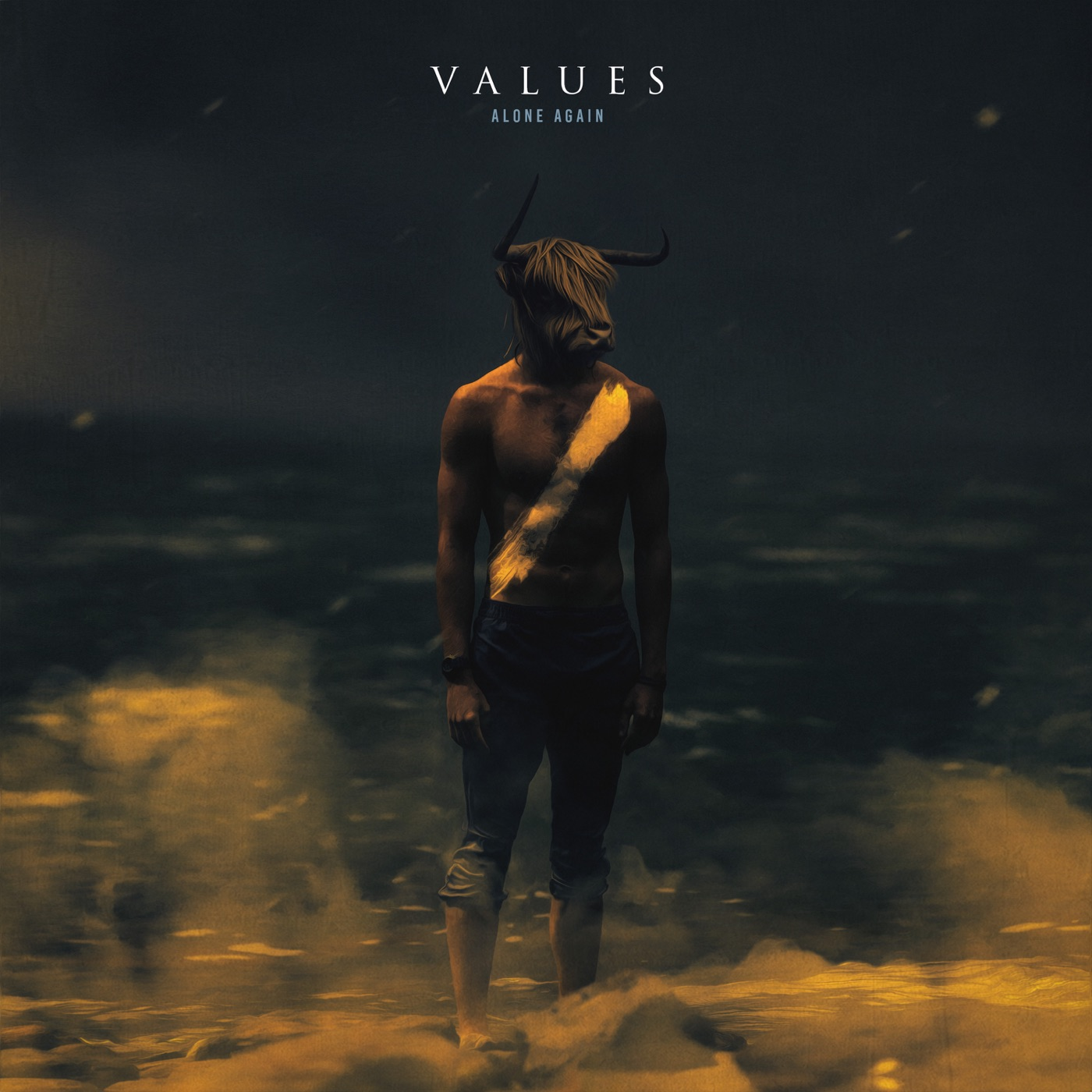 Values - Alone Again [single] (2019)