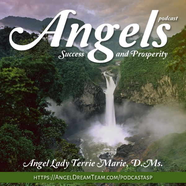Path Less Traveled and Sacred Waters - Angel I'ahhel the Quiet One