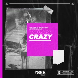 Flip Capella, Otray & Vinze – Going Crazy (feat. Ashley Jana) – Single [iTunes Plus AAC M4A]