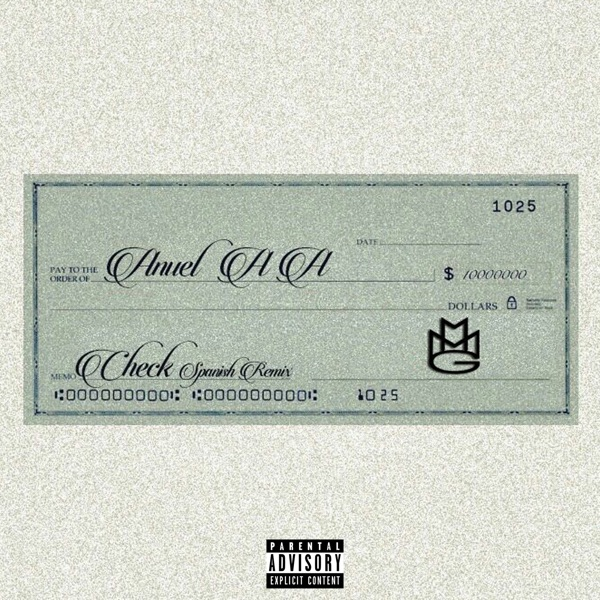 Check (Spanish Remix) - Single