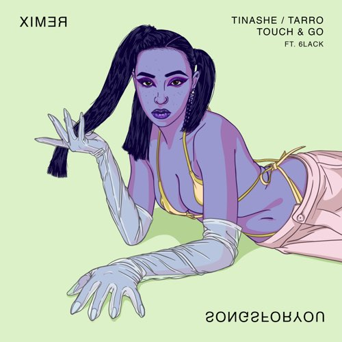 Tinashe, Tarro & 6LACK – Touch & Go (Remix) – Single [iTunes Plus M4A]