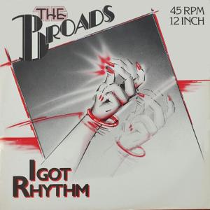 The Broads - I Got Rhythm - EP