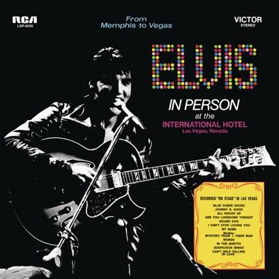 Elvis in Person at the International Hotel, Las Vegas, Nevada - Elvis Presley