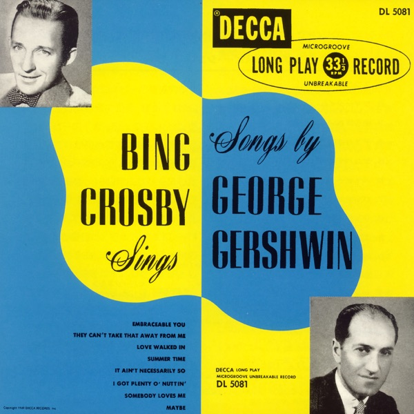 Sings Songs by George Gershwin (Expanded Edition)