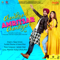 Chandigarh Amritsar Chandigarh (Original Motion Picture Soundtrack) - EP