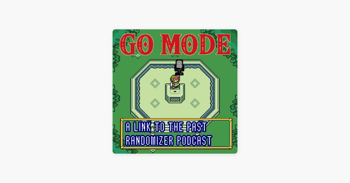 Go Mode: A Link to the Past Randomizer Podcast: 16 – The Auto