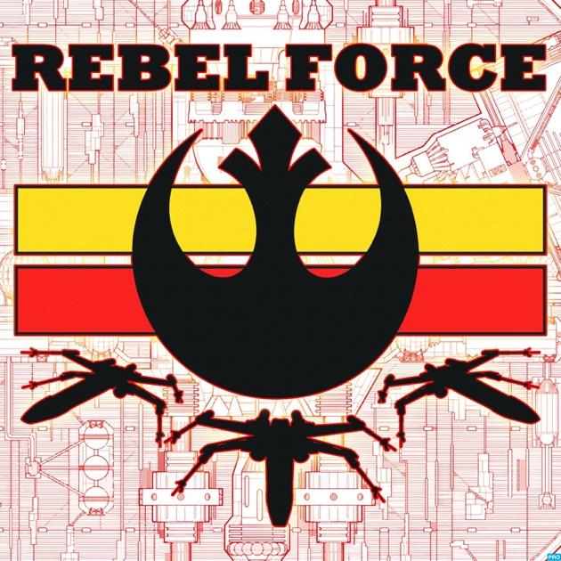 Rebel Force Alliance: Star Wars Galaxy of Heroes par