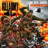 Killarmy - Just Like Prison (feat. STIC.MAN of Dead Prez)