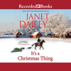 Janet Dailey - It's a Christmas Thing  artwork