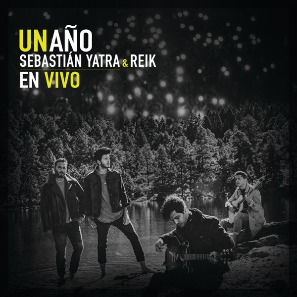 Un Año (En Vivo) - Single