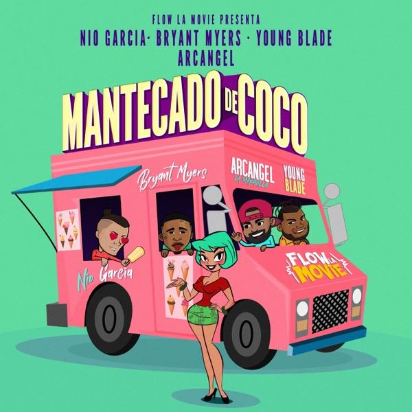 Mantecado de Coco (feat. Bryant Myers) - Single