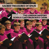 The London Oratory Schola Cantorum Boys Choir - Sacred Treasures of Spain  artwork