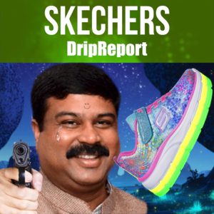 DripReport - Skechers
