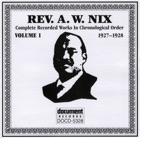 Rev. A.W. Nix - The Seven R's
