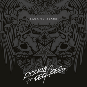 Rockin' For Decades - Back to Black - EP