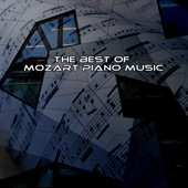 Sonata in C Major, K.330, I. Allegro Moderato (electronic) artwork