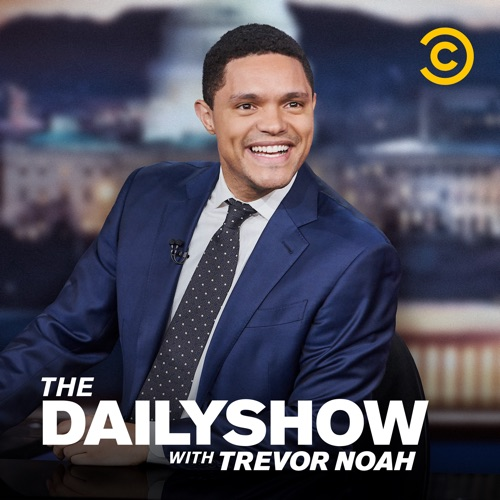 The Daily Show with Trevor Noah movie poster