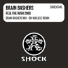 Brain Bashers - Feel the Rush 2000 - EP artwork