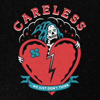 The Blue Stones - Careless artwork