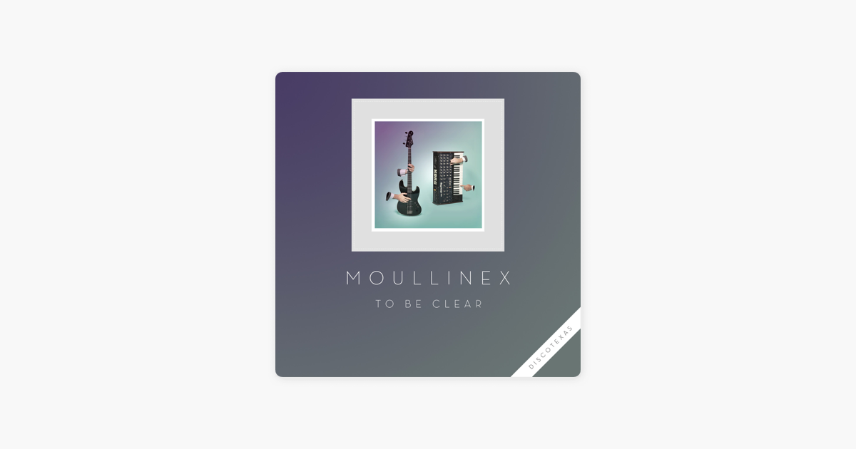 moullinex to be clear rac mix