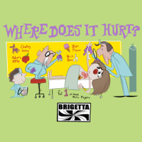 Where Does It Hurt?-Brigetta
