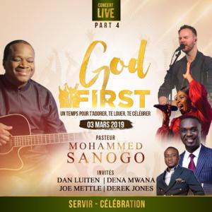 Mohammed Sanogo - Une armée se lève (Servir - Live)