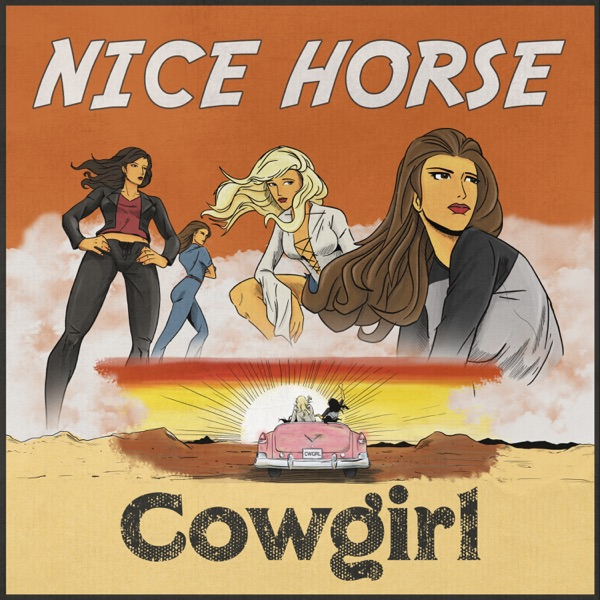 Nice Horse - Cowgirl