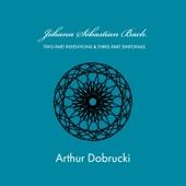 Arthur Dobrucki - Invention No. 1 in C Major, BWV 772