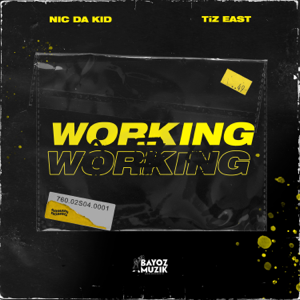 Bayoz Muzik - Working feat. TiZ EAST & Nic Da Kid