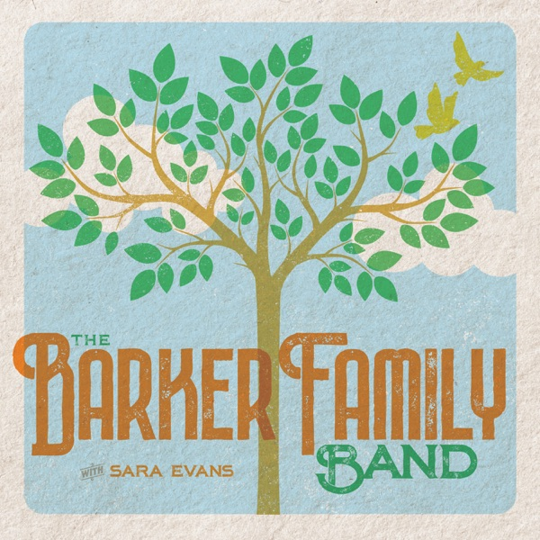 The Barker Family Band - EP