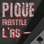 Freestyle Pique - Single