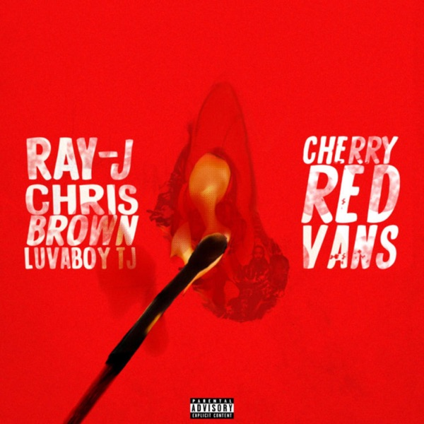 Cherry Red Vans - Single