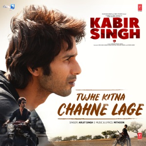 Kabir Singh Tujhe Kitna Chahne Lage Chords And Lyrics Chordzone Org