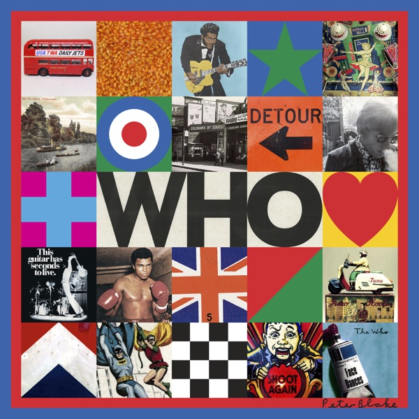 The Who - WHO (Deluxe) album wiki, reviews