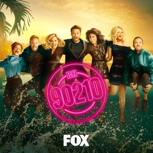 BH90210, Season 1 poster