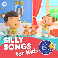 Little Baby Bum Nursery Rhyme Friends - Silly Songs for Kids artwork