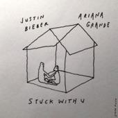 Stuck with U artwork