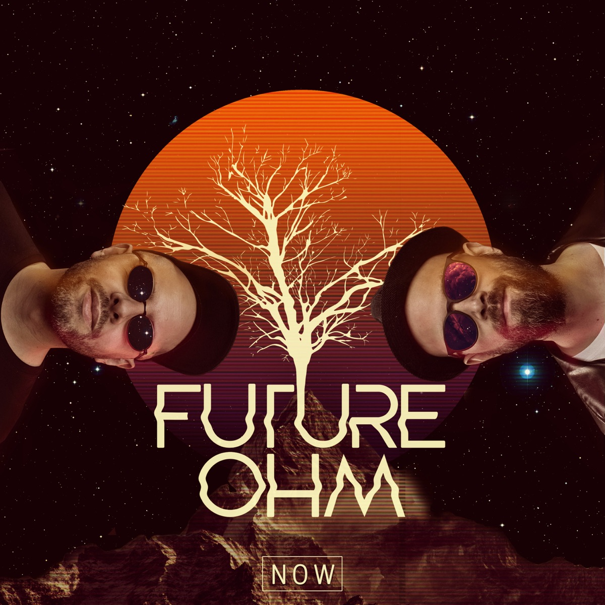 Now Future OHM Ach  Deeplick CD cover