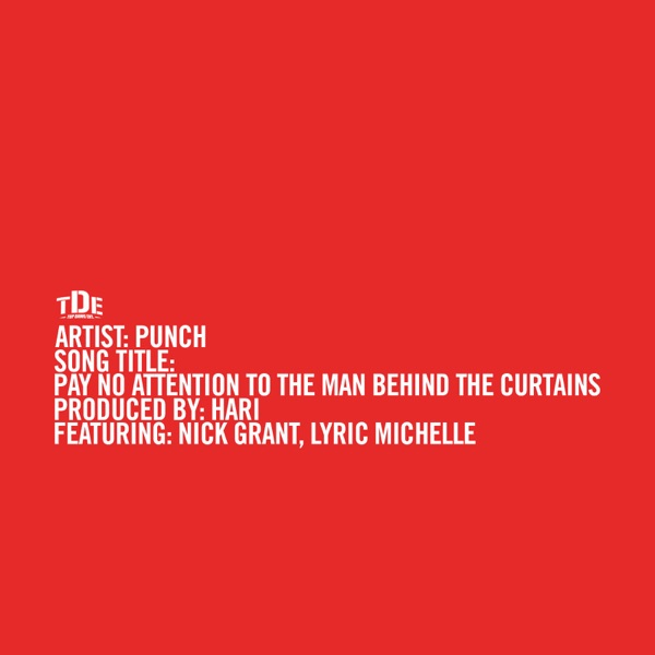Download Punch Pay No Attention To The Man Behind The Curtains Feat Nick Grant Lyric Michelle Mp3