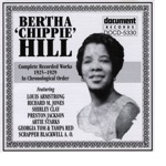 """Bertha """"Chippie"""" Hill - Lonesome, All Alone and Blue"""