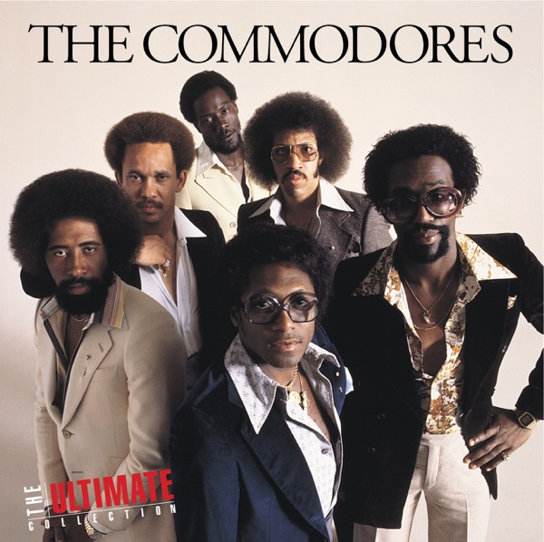 The Commodores mit Nightshift