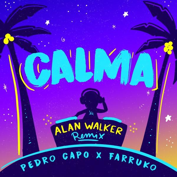 Calma (Alan Walker Remix) - Single