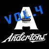 Andertons TV - Guitar Jam Tracks, Vol. 4  artwork