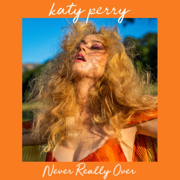 Cover art for Never Really Over